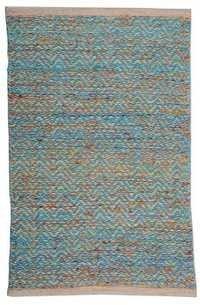 Jute Recycled Silk Rugs