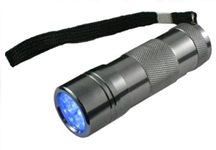 Police UV Flash Light UVL-501
