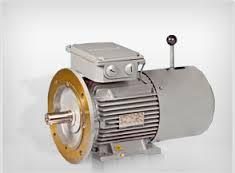 BBL Flange Mounted Brake Motor