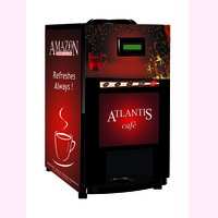 Atlantis Cafe Mini 2 Lane Tea and Coffee Machine