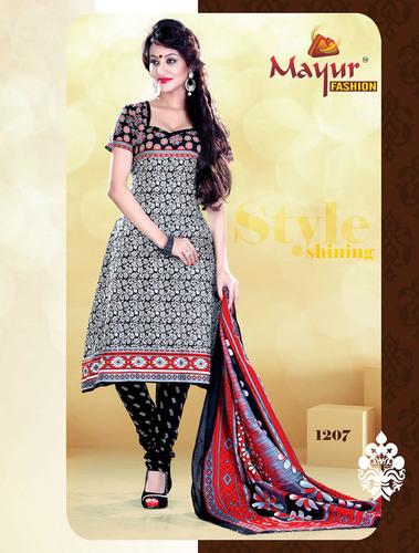 Pure Cotton Salwar Kameez