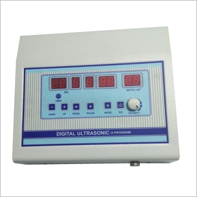 Digital Ultrasonic 9 Programme
