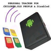 GPS Personal Tracker