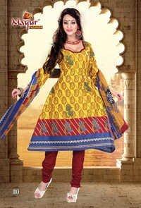 Anarkali Dress Materials