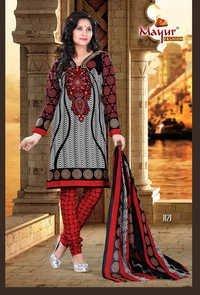 Maxican Lady Dress Materials