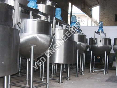 Ketchup Manufacturing Equipment