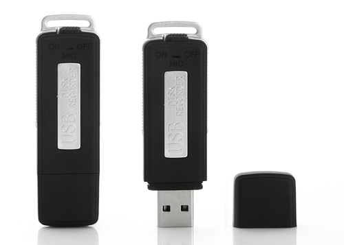 USB Drive Audio Recorder