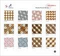 Classy Ceramic Floor Tiles