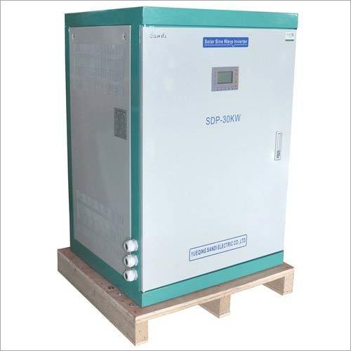 Hybrid Solar Inverter with AC Bypass Input