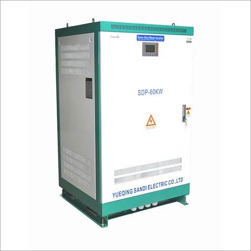 60KW 3 Phase Off Grid Solar Inverter