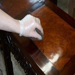 Furniture painting and polishing