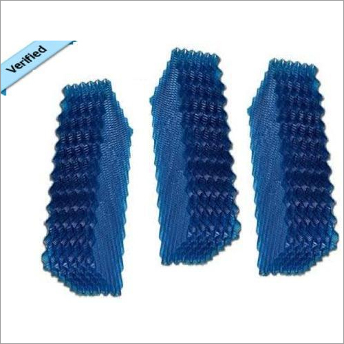 Blue Honeycomb Pvc Fills