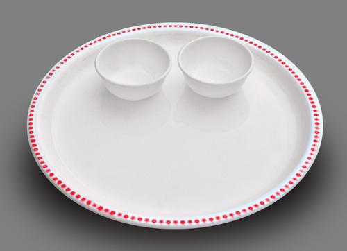 Plastic Plate 109