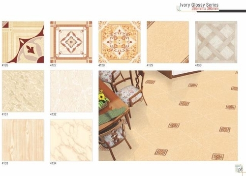 Glossy Vitrified Cermaic Floor Tiles