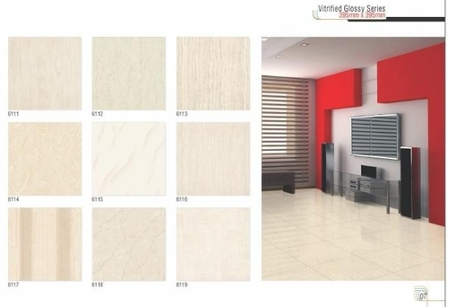 Vitrified Glossy Floor Tiles