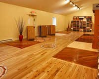 Wooden Flooring Work