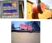 Load Movement Indicator (LMI) for Floating Cranes