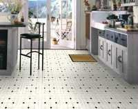 Tile Flooring Work