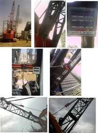 Load Movement Indicator (LMI) systems for Rough Terrain cranes