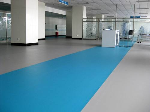 PVC Flooring work