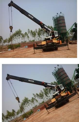 Load Movement Indicator (LMI) for Carry Deck Cranes