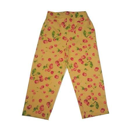 Girls Printed Track Pants