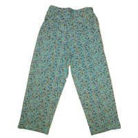 Girls Winter Track Pant Printed