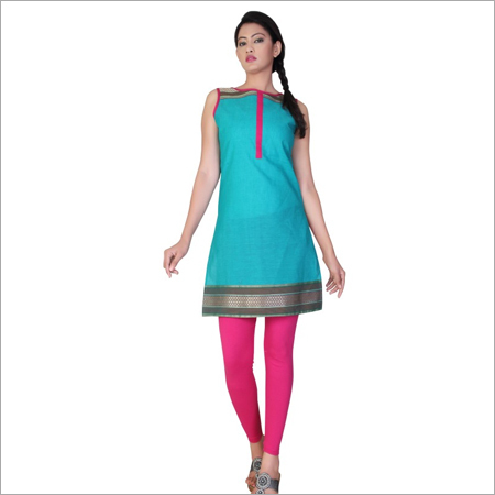 Short Knee Length Kurti