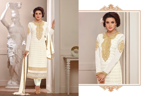 Fabulous Collection Of Semi Stitched Salwar Kameez