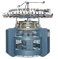 Computerized Circular  Knitting Machine