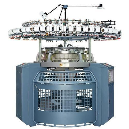 Computerized Single Jersey  Circular Knitting Machines