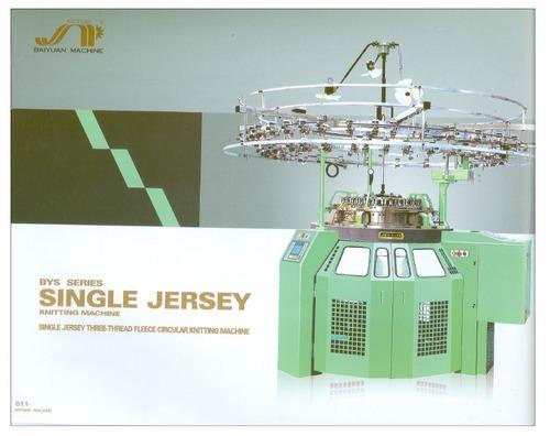 Computerized Single jersey Circular Knitting Machine