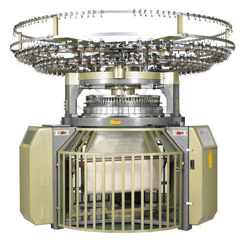 Computerized Double Pattern Wheel Jacquard Circular Knitting