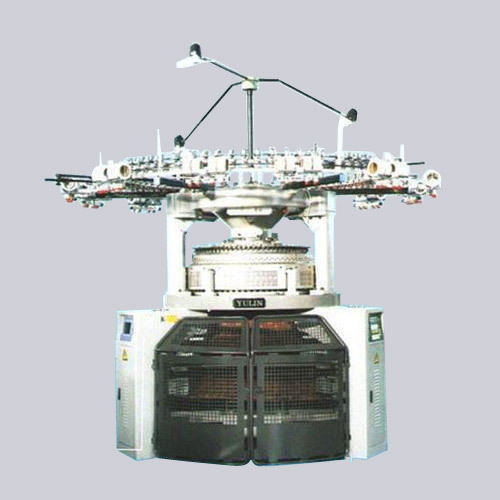 Computerized Doublle Electronic Jacquard Circular Knitting Machine