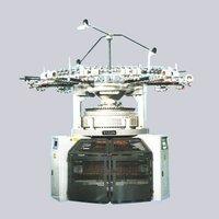 Doublle Electronic Jacquard Circular Knitting Mach