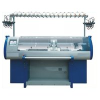 Computerized Flat Bed Knitting machine