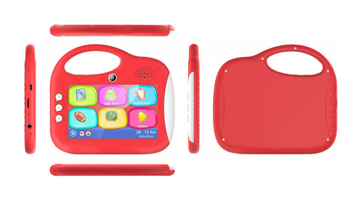 5 Rk2926 Single-core dual camera android 4.4 children kid table pc