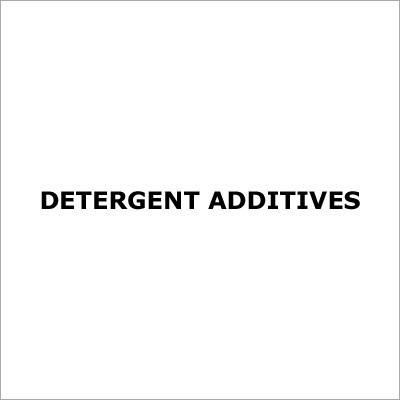 Detergent Additives