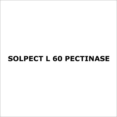 Solpect L 60 Pectinase