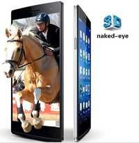 5.5inch Naked eye 3D 4G Smartphone Octa Core Android 4.4