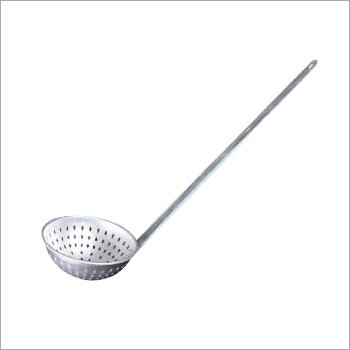 Aluminium Long Spoon