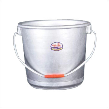 Aluminium Kitchen Bucket