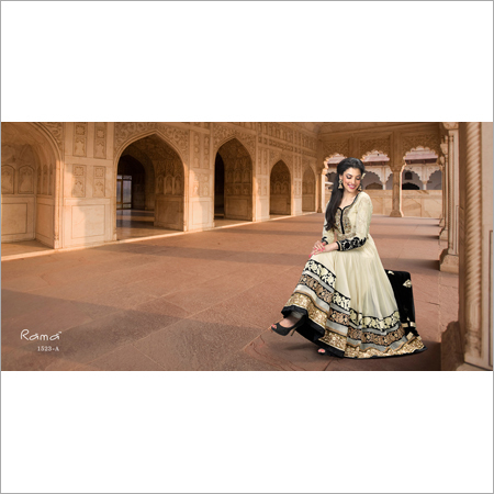 Stylish Designer Anarkali Salwar Suit