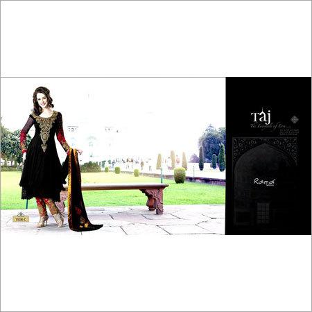 Designer Long Length Anarkali Salwar Suit