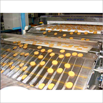 Biscuit Baking Tunnel Oven