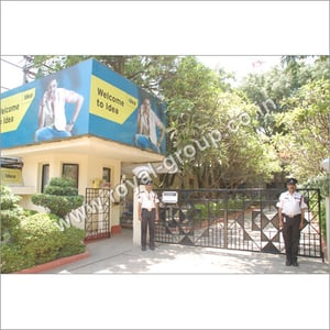 Corporate Office Security Services