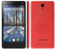 4G Smartphone Android 5.0 64bit MTK6732 Quad Core 5.5 Inch HD Screen Red