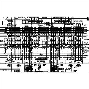 132kV Switchyard Layout Plan