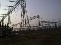 Substation Gantry Tower