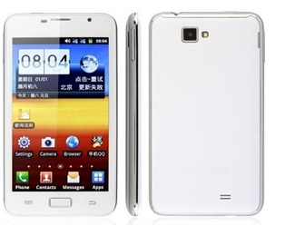 Smart Phone Android 4.0 OS 3G GPS 5.2 Inch Multi-touch Screen